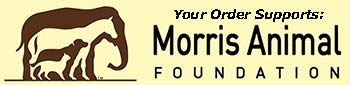Morris Animal Foundation logo and link
